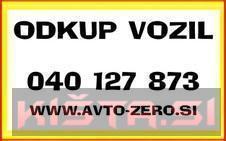 Odkup poškodovanih vozil 040 127 873