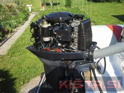 Novomar 450 / Yamaha 25/50