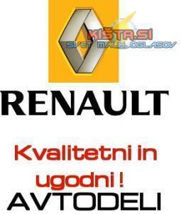Rezervni deli -Renault