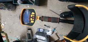Detector za iskanje zlata Gold digger