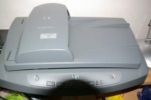 HP Scanjet 7650-rabljen
