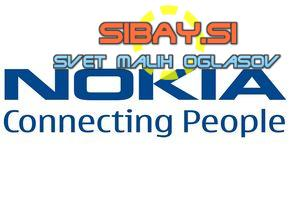 Etuiji / bumperji za mobilne aparate Nokia