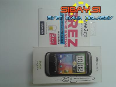 Pametni telefon HTC Desire S S510e Android 2.3.5.
