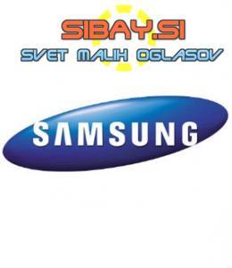 400 kom ovitkov za telefon Samsung