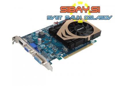 Grafične kartice Ati Radeon / Nvidia Geforce