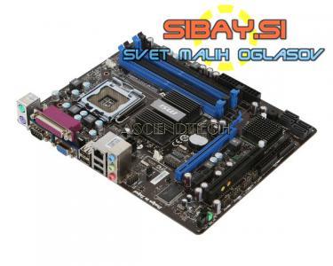 MSI g41m-p33 combo(QUAD,S775)+CPU C2D E8400+cooler+io shield