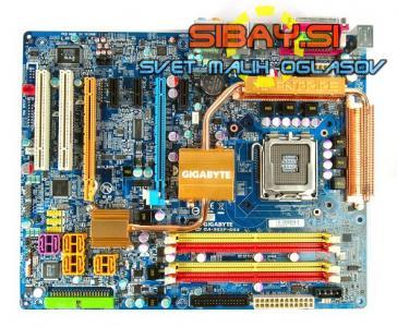 Osnovne plošče Intel socket 775
