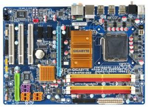 Gigabyte Ga-ep35-ds3(QUAD S775,)+io shield