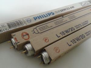 Neonske-flourescentne žarnice 3X60cm menjam za 1X150cm.