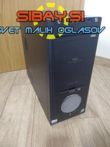 100.Intel Core2Quad Q9550,4GB DDR3,640GB hdd,ATI HD6570 1GB,