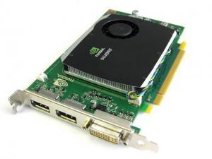 Nvidia Geforce Quadro FX580,512MB DDR3,128bitna,pcie
