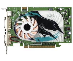 Nvidia Geforce (Winfast) PC8600GT,256MB ddr3,128bitna,pcie