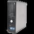 Dell 745 SFF:C2D E6300,2GB ddr2,WIN 7 licenca