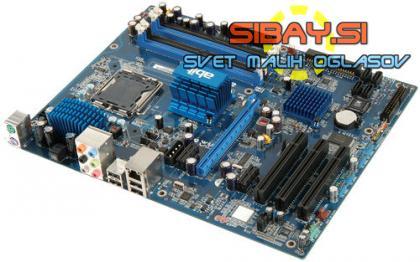 Osnovne plošče Intel IN AMD