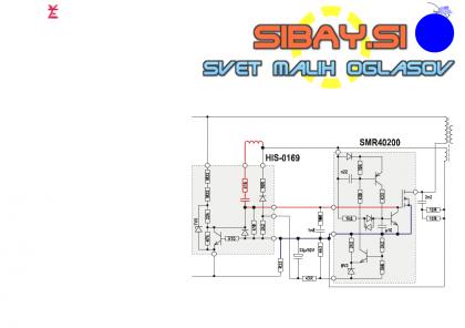 Podarim BTV SAMSUNG CB-3373T.