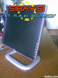 17″LCD Zaslon AOC LM726+kabli