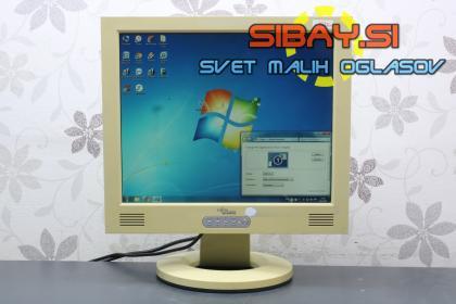 17″LCD zaslon FSJ P17-1+ kabli