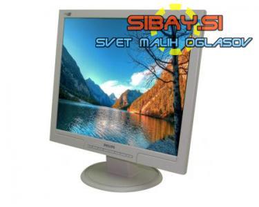 17″LCD zaslon Phillips 170S+ kabli