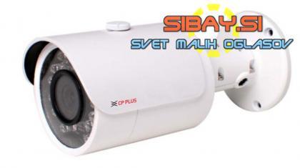 CP-UVC-T1100L2-0600 1.0M zunanja HDCVI kamera z IR