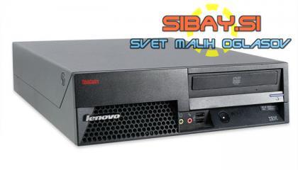 Lenovo SFF: Intel C2D E6300,4GB DDR2,80GB hdd,dvd-rom