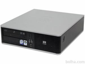 HP DC7800p sff: Intel C2D E6550,2GB DDR2,250GB hdd,dvdrw