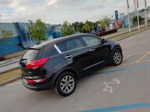 Kia Sportage 2WD 1.7 CRDi VZRATNA KAMERA. USNJE. UGODNO. MENJAVA