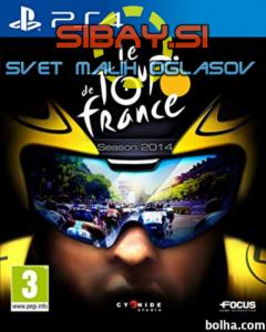 NUJNO KUPIM Le Tour The France 2014 PS4 GOTOVINA TAKOJ!