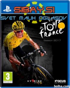 NUJNO KUPIM Le Tour The France 2017 GOTOVINA TAKOJ!