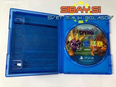 PRODAM IGRO Spyro Trilogy Reignited PS4 (Playstation 4)