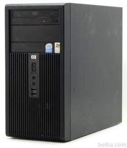 5xračunalnik HP skupaj s 17