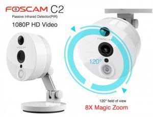 Foscam C2 1080P HD IP kamera notranja