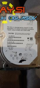 160GB HDD Seagate st9160821as 2.5