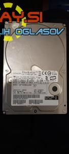 250GB HDD Hitachi hdt721025sla380 3.5