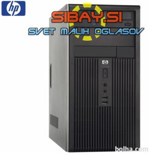 HP DX7400:Intel C2Quad Q6600,4GB DDR2,500GB hdd DVDrw