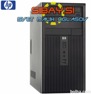 HP DX7400:Intel C2Quad Q6600,8GB DDR2,500GB hdd,Quadro Fx170