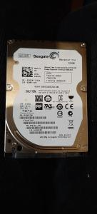 160GB HDD Seagate st9160827as 2.5