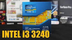 Procesor Intel Core i3 3240,LGA 1155