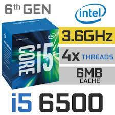 Procesor Intel Core i5 6500,LGA 1151