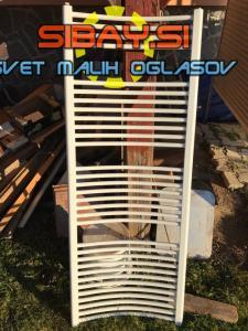 Kopalniški cevni radiator