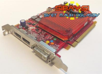 Ati Radeon HD3650,512MB,2xDisplay port,1xdvi,128bitna,PCIe