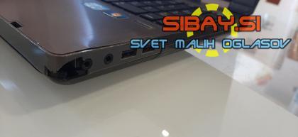 Prenosnik HP Probook 6570B:Core i3,dvdrw - v okvari