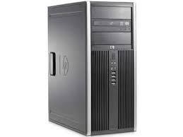 HP 8000elite CMT:Intel Quad Q9500,4GB ddr3,500gb hdd,dvdrw