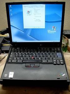 IBM R40E:Celeron 2000,240mb ram,30gb hdd,cd-rom