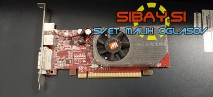 Ati Radeon X300,256MB, Low profile, pcie
