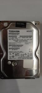 1TB hdd,Toshiba dto1aca100,sata2