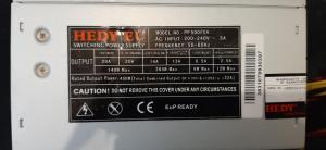 450W Hedy pp500fca napajalnik