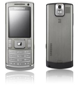 GSM Samsung U800+polnilec,škatla,..