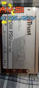 420W Trust Dual Fan PW-5210 napajalnik